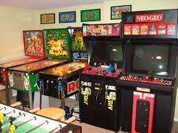 index of erm arcade gameroom