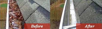 gutter cleaning repairs siding company st louis gutter