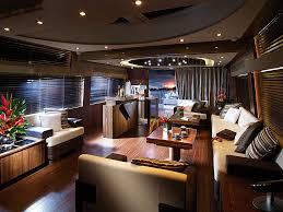 Interior Luxury by Predator 92 Yacht Interior Interiors U0026 Architecture Pinterest