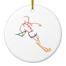 ski ornaments keepsake ornaments zazzle