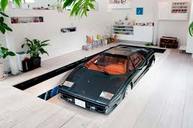 Garage Office by Nine Car Garage Kre House By No 555 Architectural Design Office 19