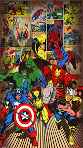 marvel here come the heroes iphone 6 wallpaper plus hd jpg 1 080 marvel here come the heroes iphone 6 wallpaper plus hd visit to grab an amazing super hero shirt now on sale