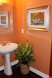 Colors For Powder Room Paintings That Fly Powder Room Update