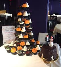 halloween wedding cupcakes u2013 bessie u0027s bakery