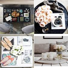 coffee table ideas from instagram popsugar home