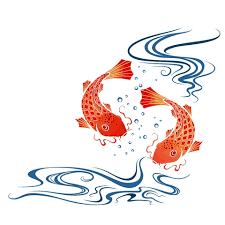 fish designs tattoosphoto