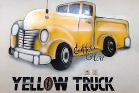 Yellow Truck Coffee food fridays a diy caf礬 with a taste for coffee indonesia