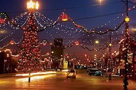 Christmas Tree Lighting Rural Kansas Tourism Wakeeney Event Christmas Tree Lighting