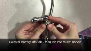 Faucet Battery Reset Pure Blue H2o 4 Stage Ro System Youtube