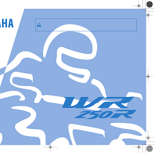 yamaha motorcycles wr250r pdf owner u0027s manual free download u0026 preview