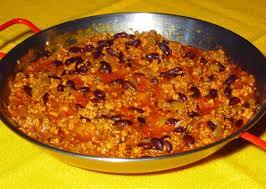 cuisine chilienne recettes la recette du chili con carne nous envoie sur le continent américain