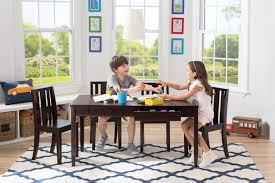 next steps play table with storage u0026 4 chairs delta children u0027s