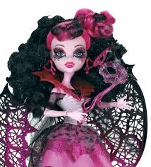 Frankenstein Monster High Halloween Costumes by Amazon Com Monster High Ghouls Rule Draculaura Doll Toys U0026 Games