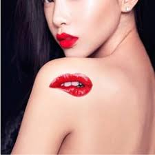 lip tattoo buy cheap lip tattoo from banggood