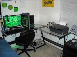 L Shaped Studio Desk L Shaped Glass Desk Desk Design Best L Shaped Glass Desk Designs