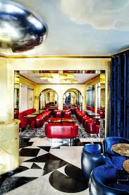 cafe interior design india restaurant design café français by india mahdavi contour interior