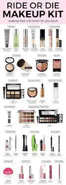 Makeup Basics 10 Must Makeup by Best 25 Makeup List Ideas On Up Steps Makeup