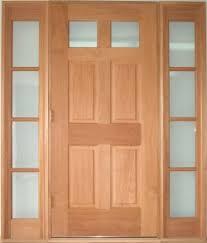 Custom Order Interior Doors Custom Made Solid Wood And Glass Exterior And Interior Doors