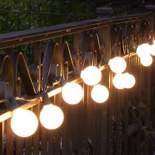 chic outdoor string lights patio string lights yard envy home