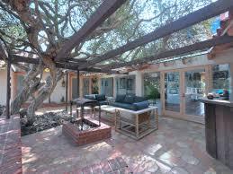 U Shaped House by Sean Penn House In Malibu California