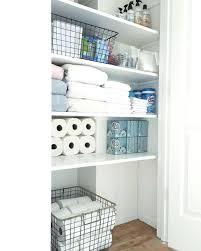 Bathroom Storage Containers Bathroom Closet Organizers Bathroom Cabinet Storage Containers