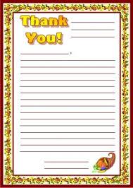 thanksgiving letter templates letters font
