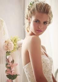 sparkling allover beading on net morilee bridal wedding dress