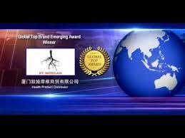 global top brand 2018 award winner xy morgan youtube
