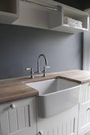 Kitchen Sink With Backsplash by Ideas Nice Kitchen Interior With White Farmhouse Deep Kitchen Sinks