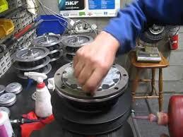 cummins n14 fan clutch solenoid norman g clark horton drivemaster fan clutch assembly youtube