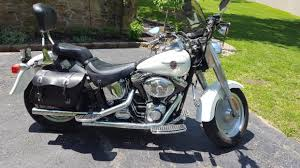 harley davidson fat boy motorcycles for sale in indiana