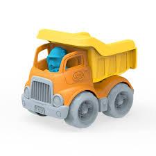 minecraft semi truck green toys toys