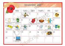 november calendar themes passionative co