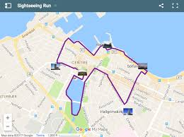 Running Map Route by The Best Running Trails In Reykjavik Iceland Naturally The
