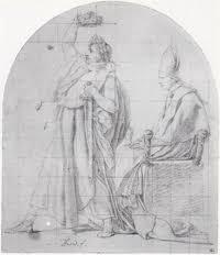 the coronation of napoleon wikipedia