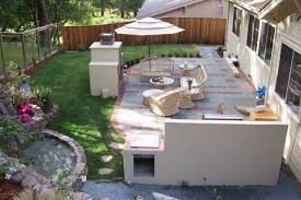 Outdoor Bbq Taking Care Of An Outdoor Bbq Island Home Design Ideas