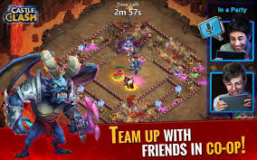 game castle clash mod apk play castle clash on pc with bluestacks android emulator