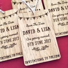 rustic save the date cards save the date luggage tags magnets for destination weddings