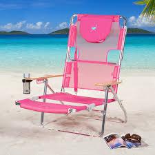 Fully Reclining Beach Chair Ostrich 3 In 1 Beach Chair Walmart Com