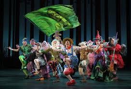Shrek 3 Blind Mice Theater Review Shrek The Musical The Clog