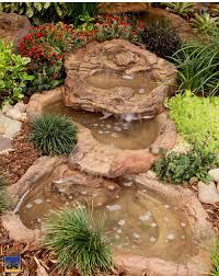 myuna cascades 3 piece kit waterfall pond kit universal rocks