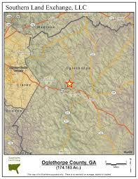 Athens Ga Zip Code Map by Triple Creek Farm U2013 174 Acres U2013 Southern Land Exchange