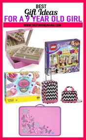 9 year birthday present ideas gifts for 9 year