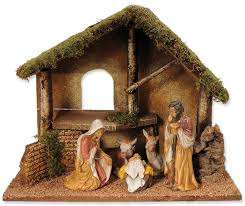 vatican collection nativity set