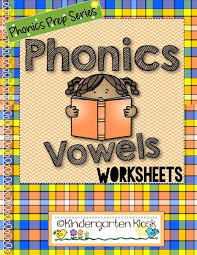 phonics prep vowels medial sound worksheets u2014 kindergarten kiosk