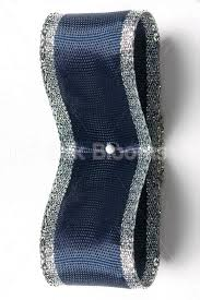 navy blue wired ribbon top uk ribbon supplier ribbons by silk blooms wired grosgrain