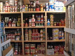 food storage shelves preparedness pro