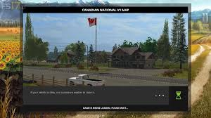 canadian map fs17 canadian national map v 1 1 fs17 mods
