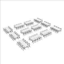 lifetime 6 commercial grade stacking folding table select color lifetime 12 8 foot stacking tables and 96 chairs combo commercial