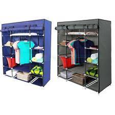 portable clothes closet ebay